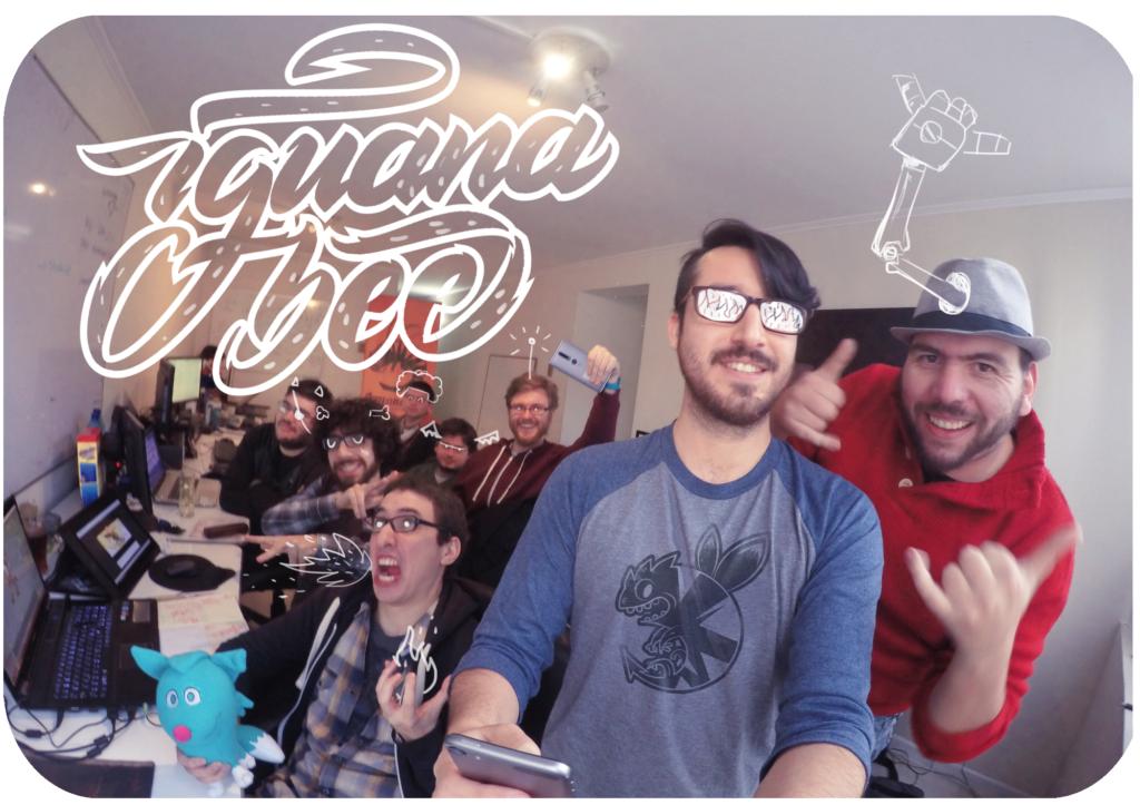 IguanaBee Team 2016